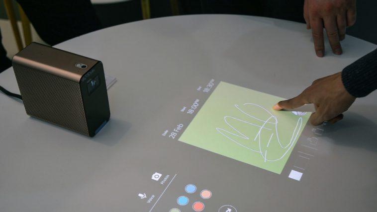 "sony xperia projector 9 970x546 c 758x427 - MWC 2017. Sony анонсировала несколько новых ""умных"" устройств"