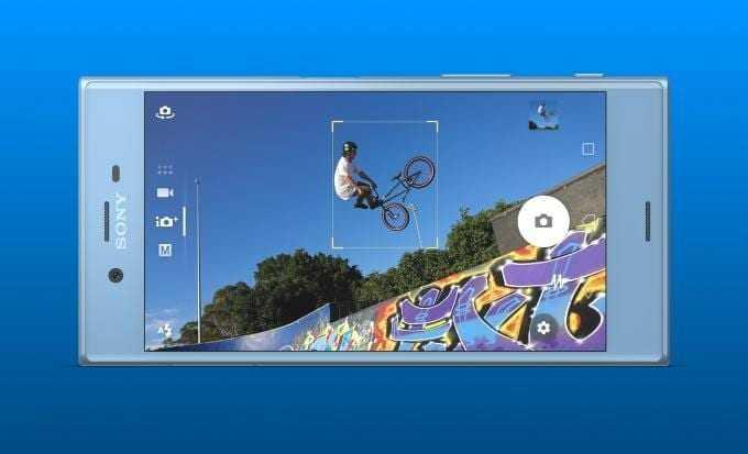 MWC 2017. Sony представила новый смартфон Xperia XZ Premium и Xperia XZs (sony xperia xzs bmx gradient)