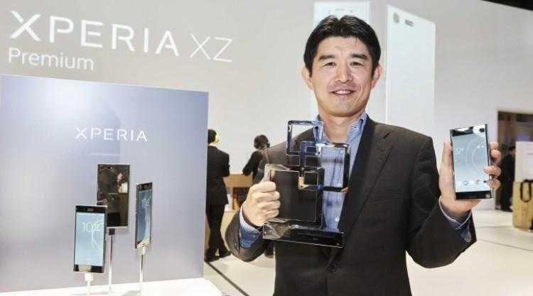 Xperia XZ Premium признан лучшим смартфоном MWC 2017 Xperia XZ Premium признан лучшим смартфоном MWC 2017