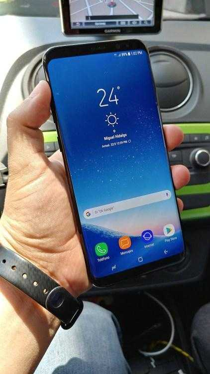 Фото Samsung Galaxy S8 появились в сети (2)