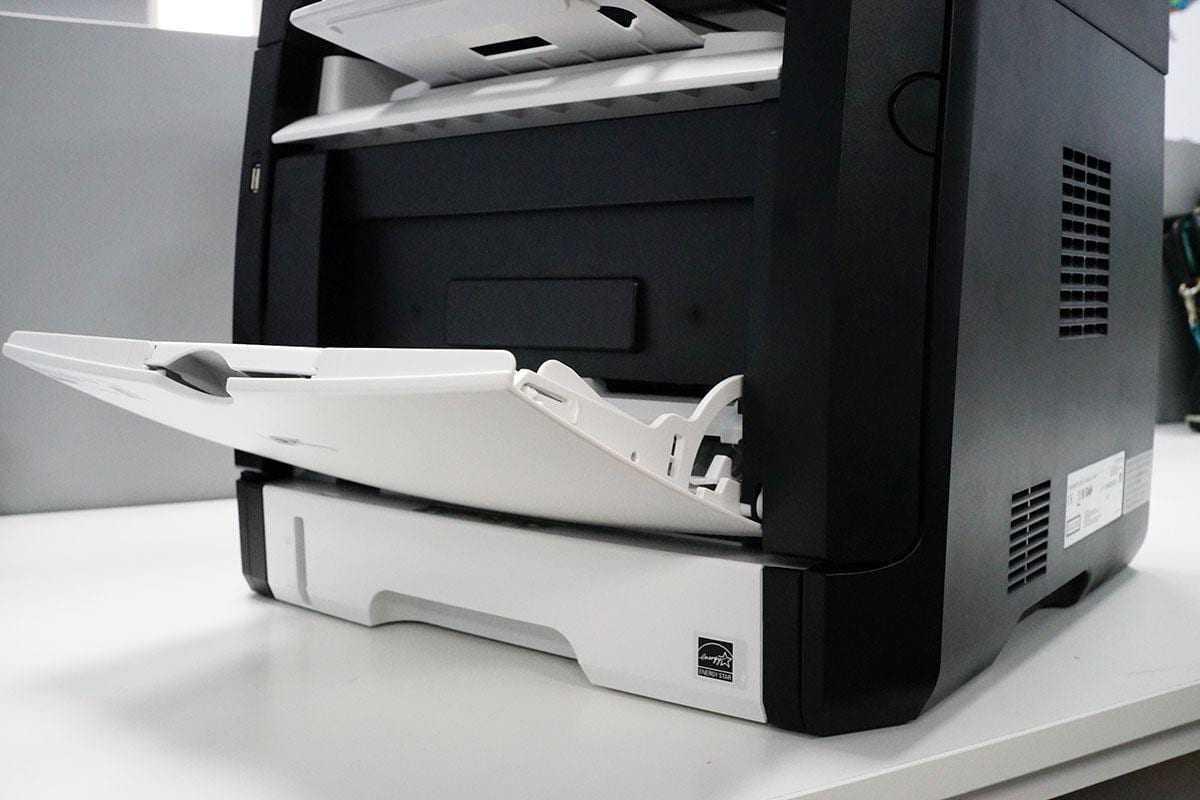 Рабочая лошадка для офиса. Обзор офисного монохромного МФУ Ricoh SP 325SFNw (3 1)