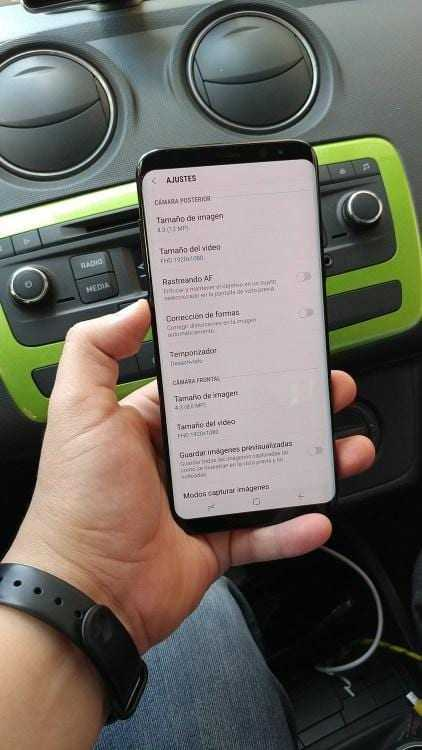 Фото Samsung Galaxy S8 появились в сети (8)