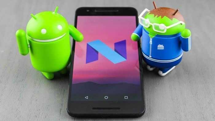 Android 7.1.2 выпустят 3-го апреля (Android Nougat)