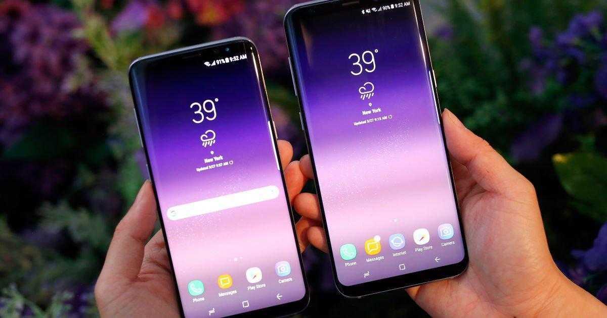 C8GDksXXkAAULpv - Samsung официально представила новые флагманские смартфоны Galaxy S8 и Galaxy S8+