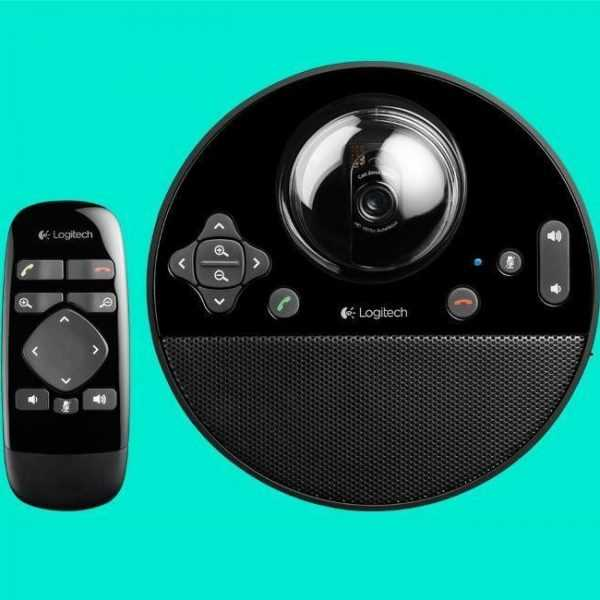 Компания Logitech представила премиум-систему для видеоконференций BCC950 (Logitech BCC950 release itzine title)