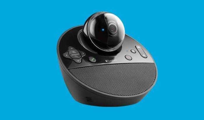Logitech BCC950 release itzine - Компания Logitech представила премиум-систему для видеоконференций BCC950