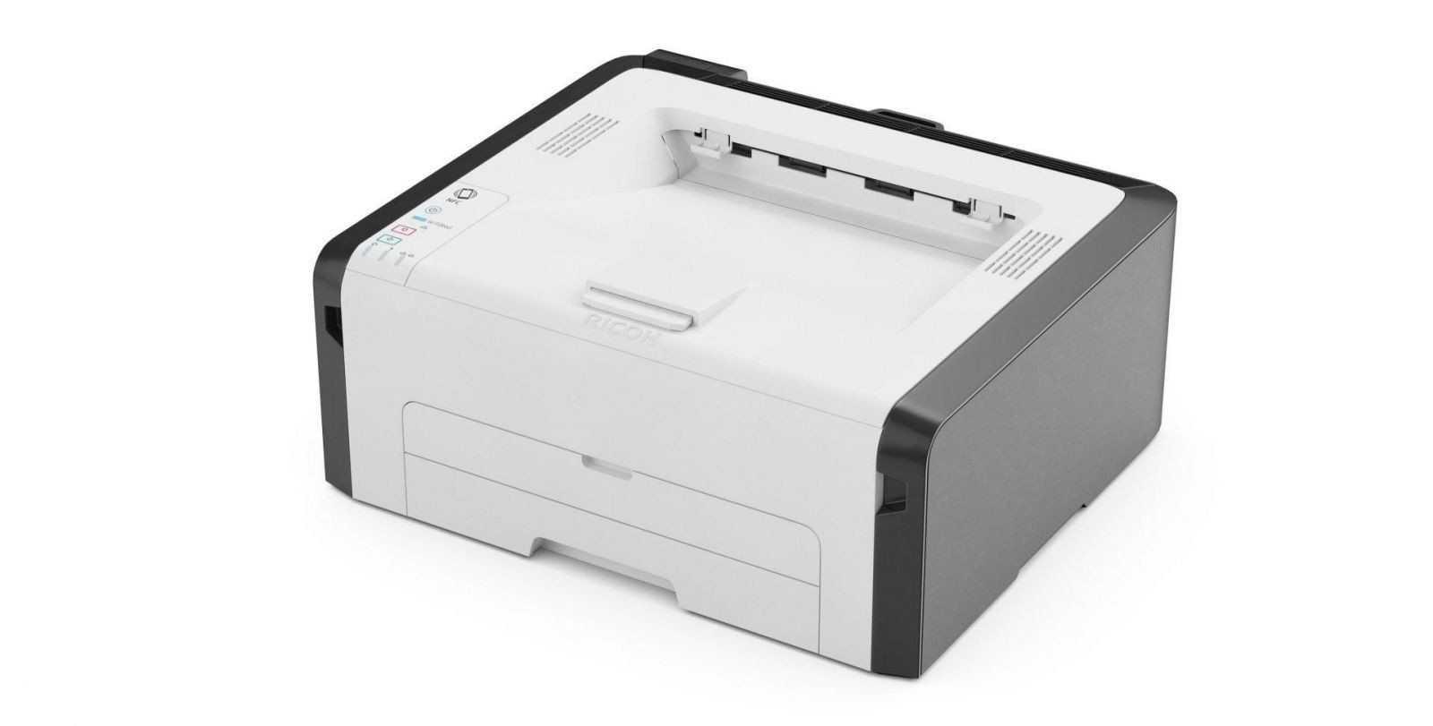Ricoh представляет на российском рынке новые экономичные принтеры и МФУ (Ricoh sp220Nw)