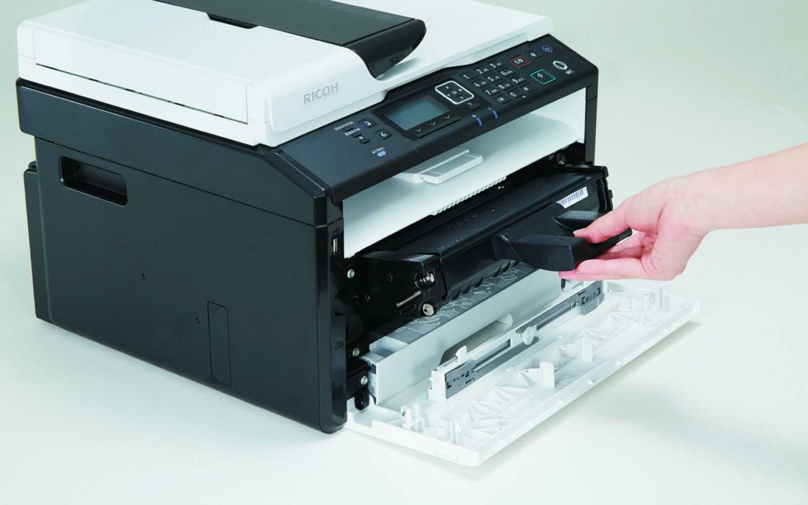 Ricoh представляет на российском рынке новые экономичные принтеры и МФУ (Ricoh sp 220SFNw)