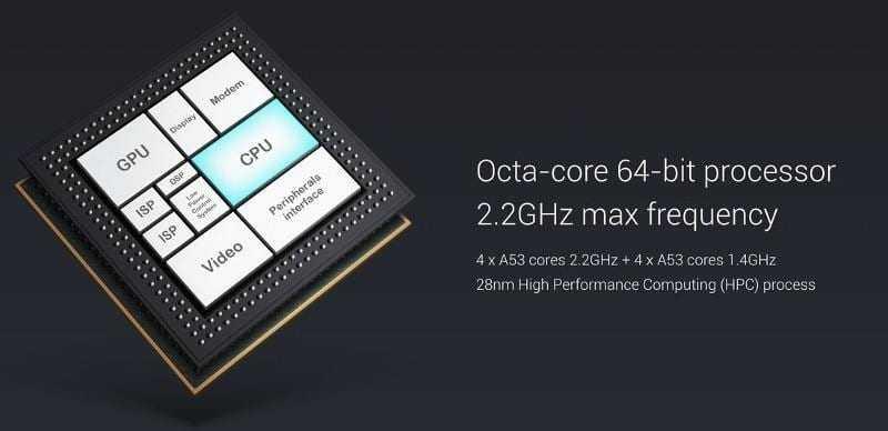 Xiaomi Surge S1 specs - MWC 2017. Xiaomi продемонстрировала свой первый процессор