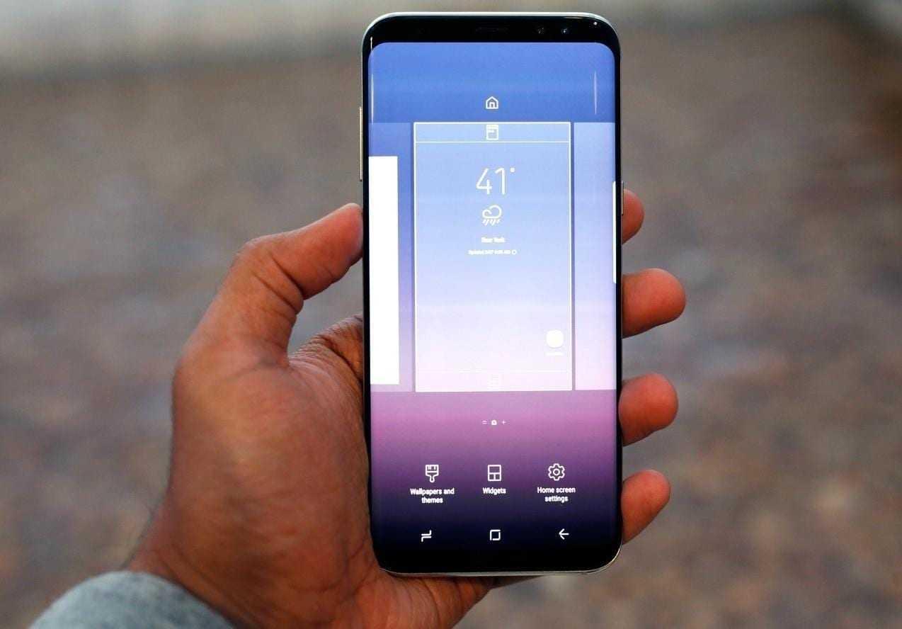 dims 2 e1490819701835 - Samsung официально представила новые флагманские смартфоны Galaxy S8 и Galaxy S8+