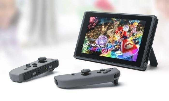 switch best seller 1 - Продажи Nintendo Switch оказались намного выше любых прогнозов