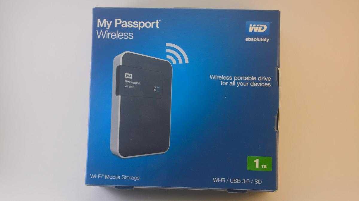 01 DSC 6396 - Незаменимый хранитель. Обзор WD My Passport Wireless