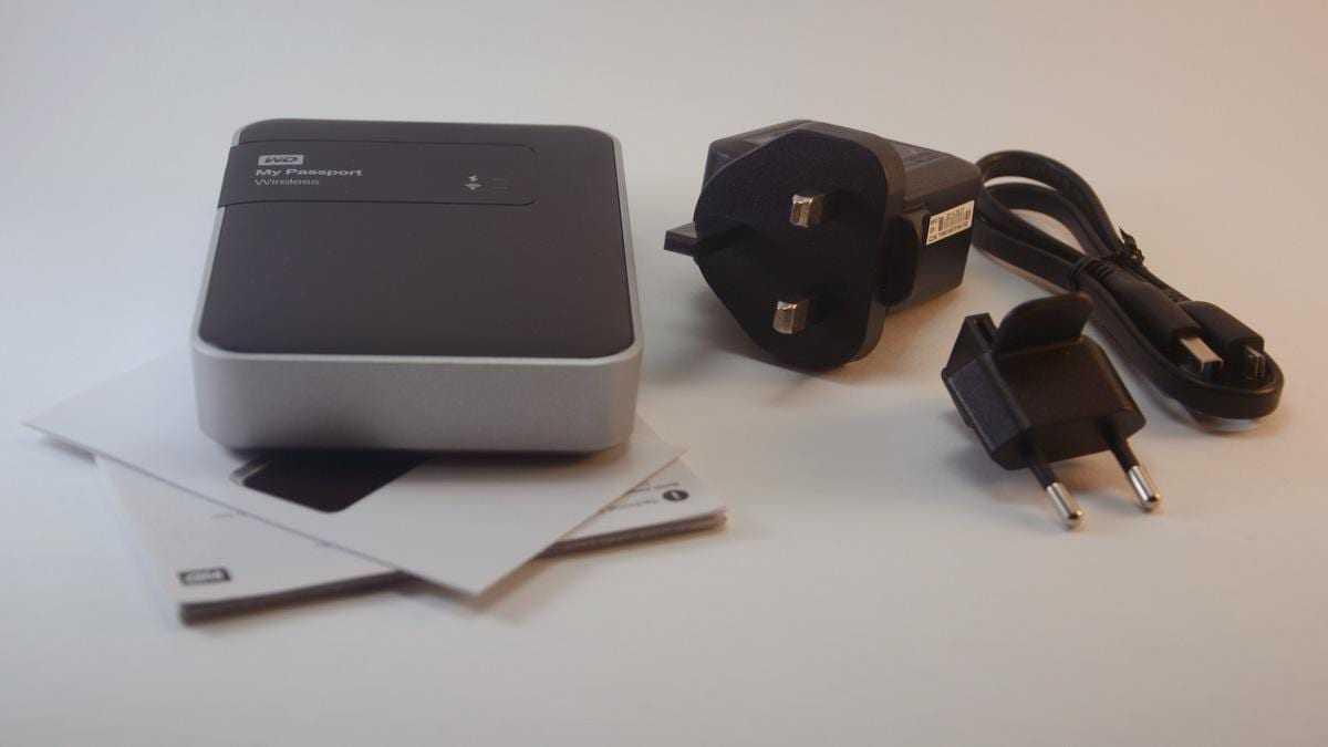 02 DSC 6401 - Незаменимый хранитель. Обзор WD My Passport Wireless