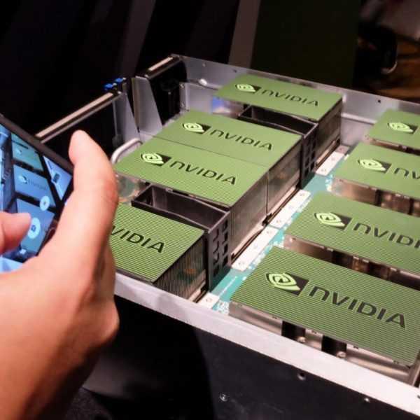 Суперкомпьютер NVIDIA DGX-1 для ИИ доступен в России (103683926 GettyImages 535749228)