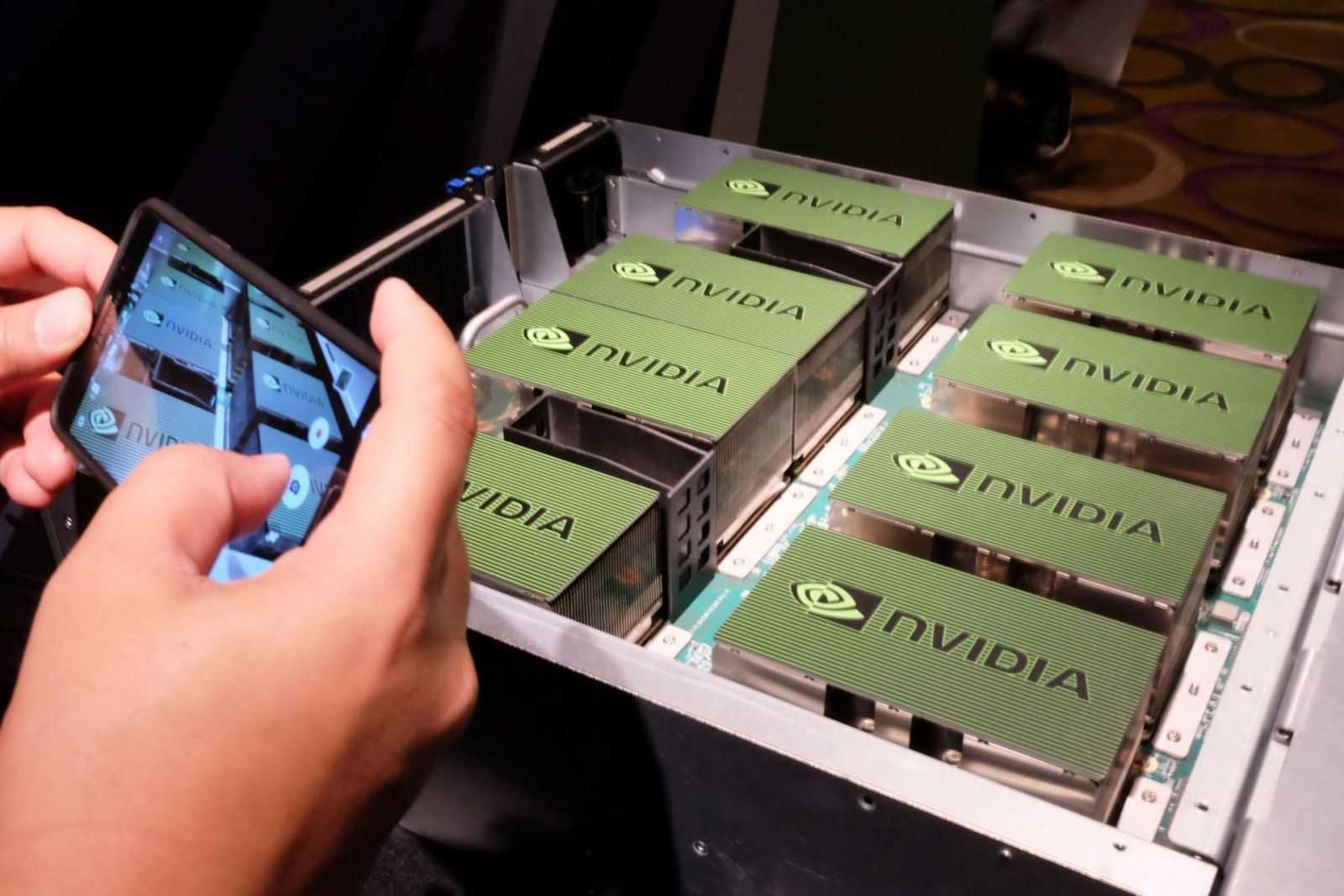 nvidias dgx 1 supercomputer packs - HD1920×1280