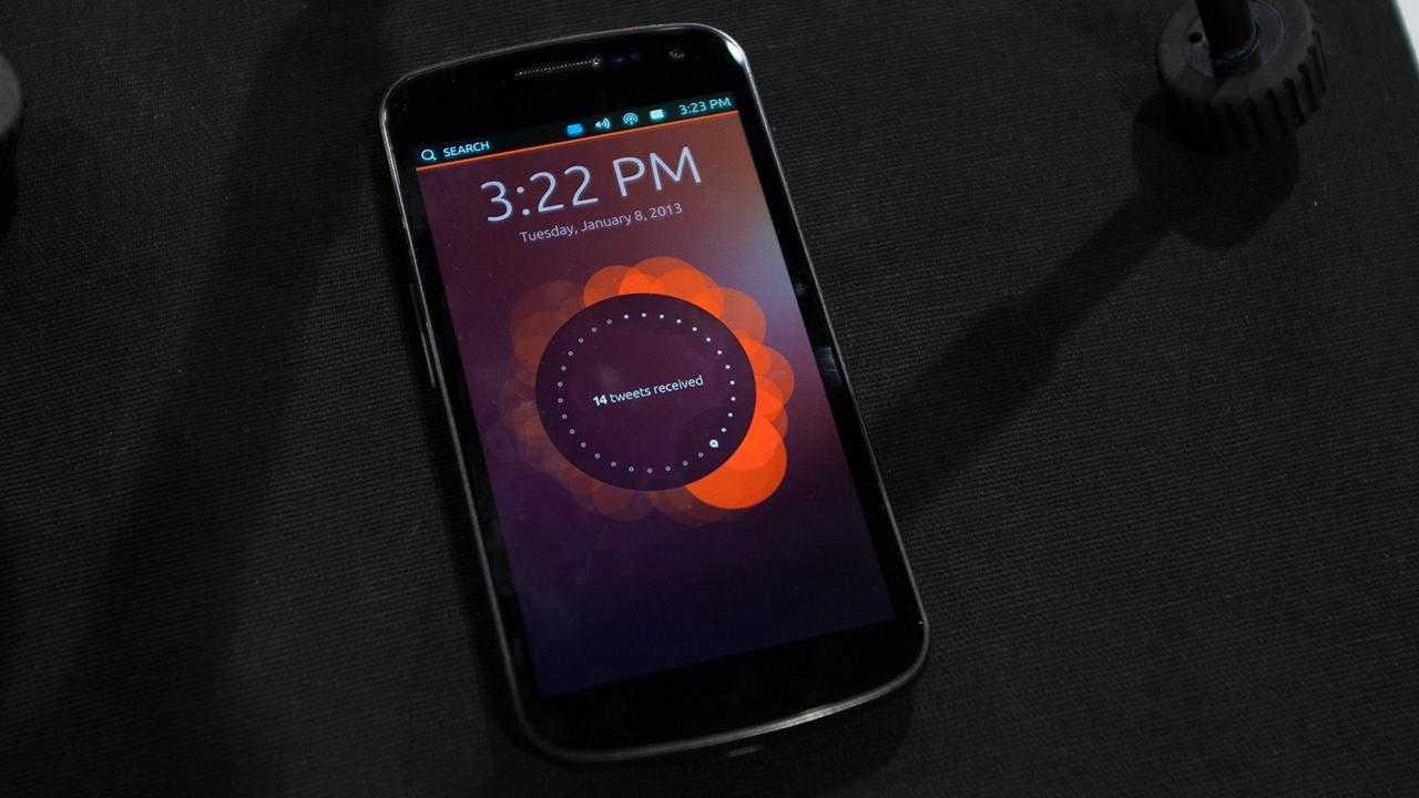43719 ubuntu3 - Мобильной Ubuntu больше не будет. Canonical возвращает GNOME