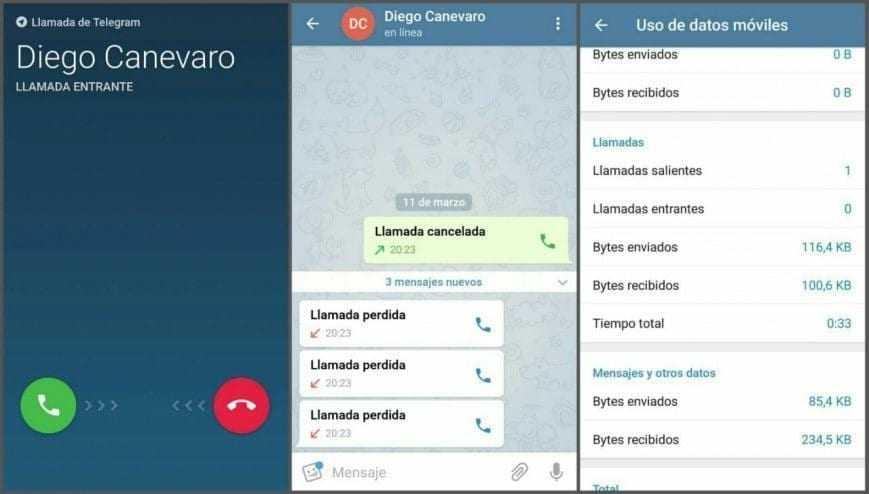 499768 - В Telegram появились аудиозвонки