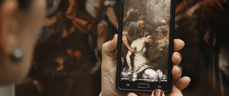 Министерство культуры РФ выпустило приложение для российских музеев с дополненной реальностью (Artefact 3)