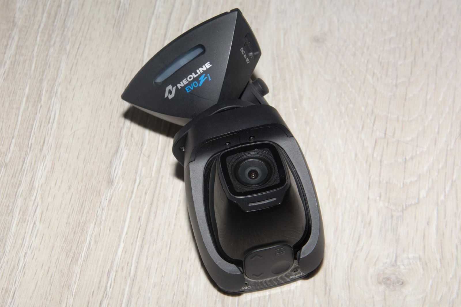 DSC 2202 - Удобный компаньон. Обзор видеорегистратора Neoline EVO Z1