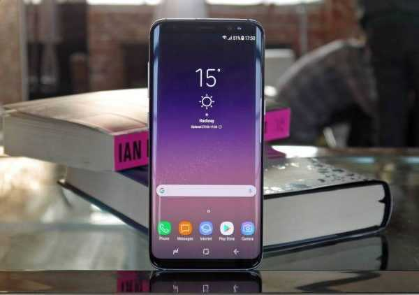 Samsung выпустит Galaxy S8 без ассистента Bixby (Five genuine reasons why you should consider buying the Samsung Galaxy S8. 750 1)