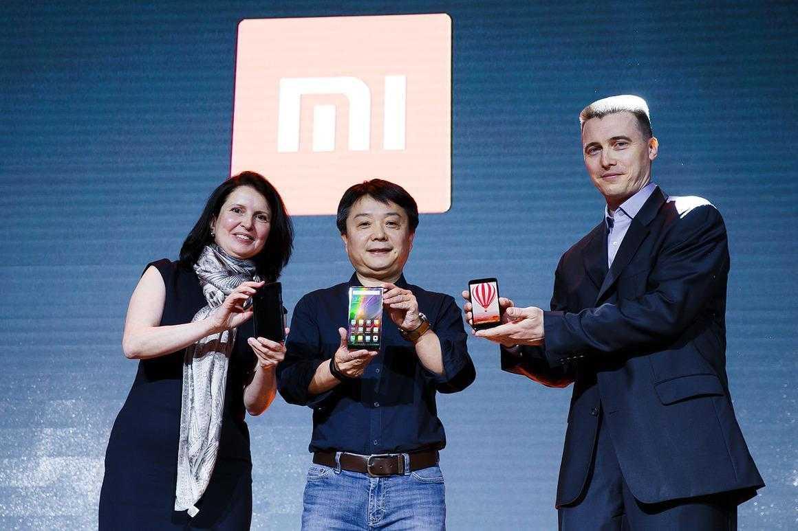 IMG 0478 - Xiaomi показала три новых смартфона в России