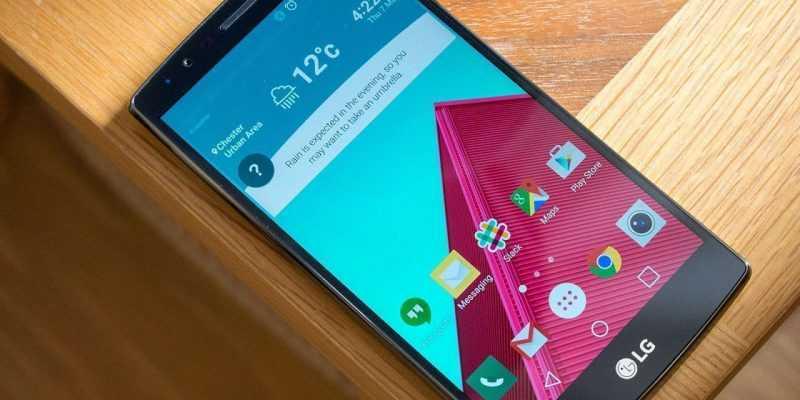 LG G6 поступает в продажу в России (LG G6 Features)