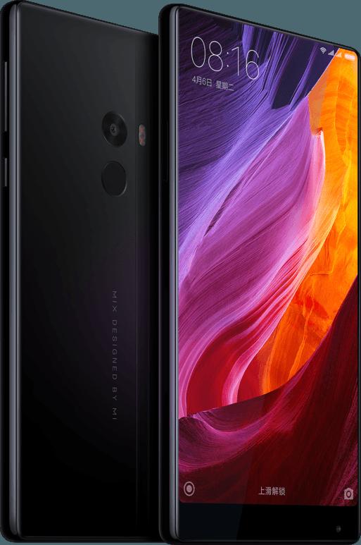 Mi MIX 04 - Xiaomi показала три новых смартфона в России