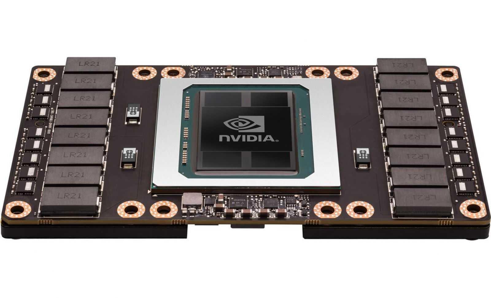 P100 - Суперкомпьютер NVIDIA DGX-1 для ИИ доступен в России