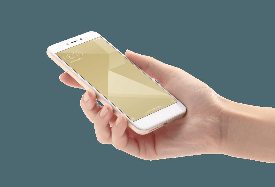 Redmi 4X 09 - Xiaomi показала три новых смартфона в России