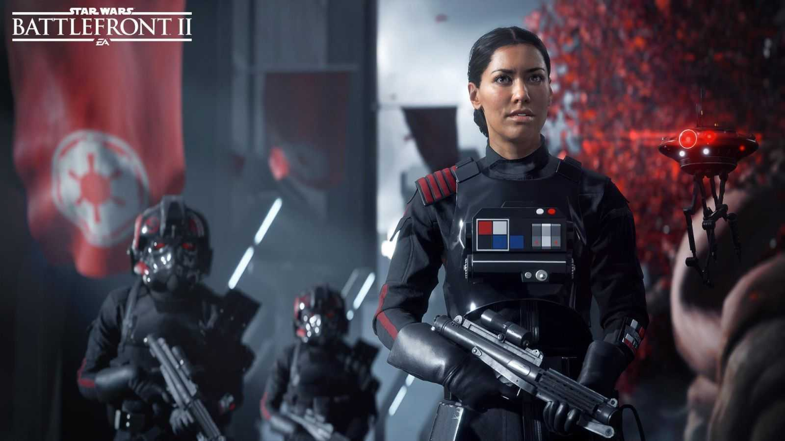 SWBFII Reveal Screenshot 3 SP - EA Games представила новую игру Star Wars: Battlefront II