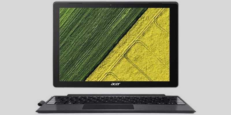 Компания Acer презентовала новые устройства в Нью-Йорке (Switch 5 title)