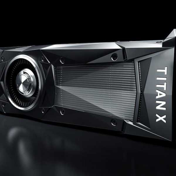 NVIDIA представила видеокарту Titan Xp (TITAN X blog)