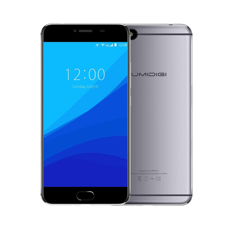 UMIDIGI S NOTE 01 - UMIDIGI представила доступный флагманский смартфон С NOTE