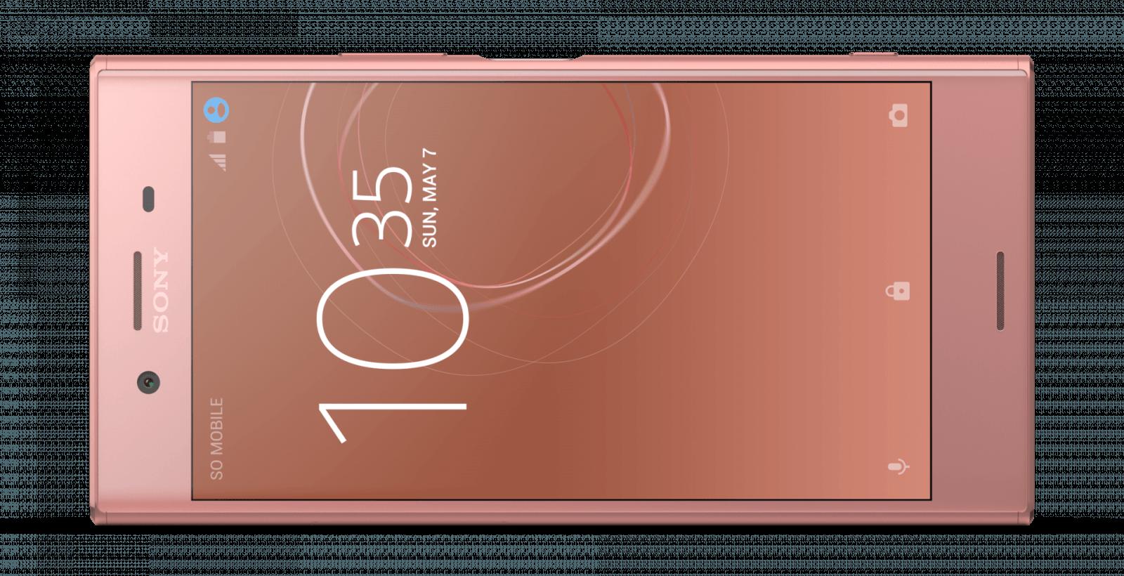 XZ Premium BP fronthoriz e1493245976279 - Sony представила Xperia XZ Premium  в цвете розовая бронза