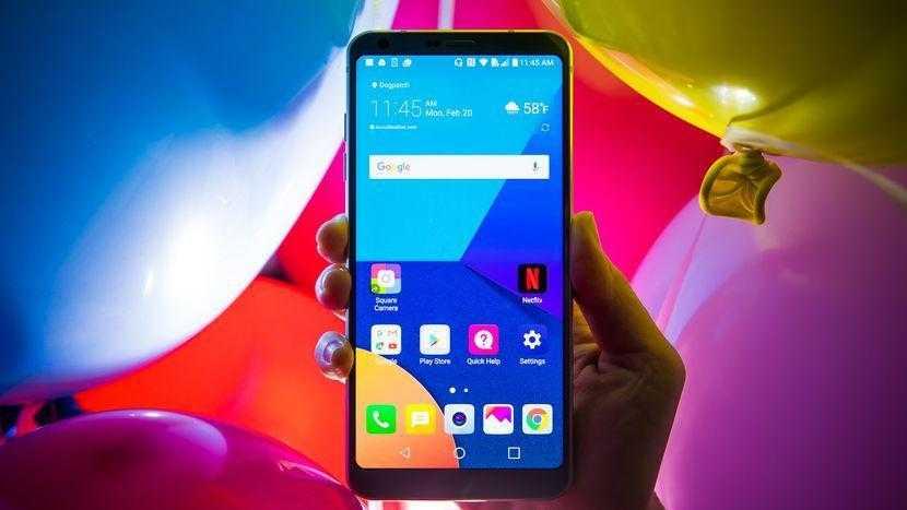 lg g6 4578 1 - LG G6 поступает в продажу в России