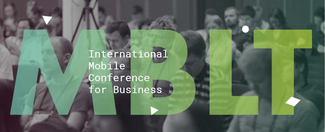До Международной мобильной конференции MBLT17 остаётся неделя До Международной мобильной конференции MBLT17 остаётся неделя
