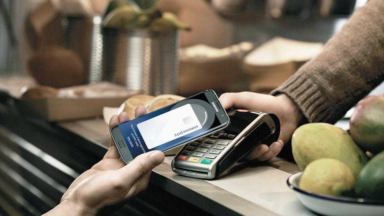 Samsung Pay - лучший платёжный сервис в России (samsung pay china)