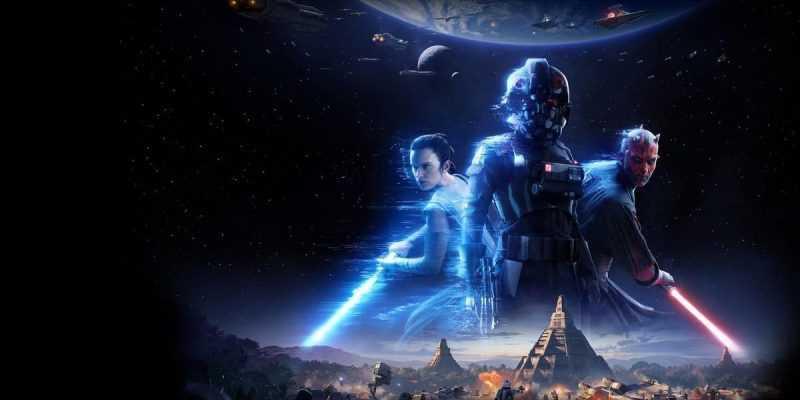 EA Games представила новую игру Star Wars: Battlefront II (star wars battlefront ii reveal)
