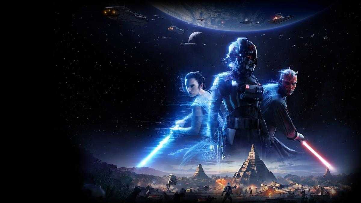 star wars battlefront ii reveal - EA Games представила новую игру Star Wars: Battlefront II