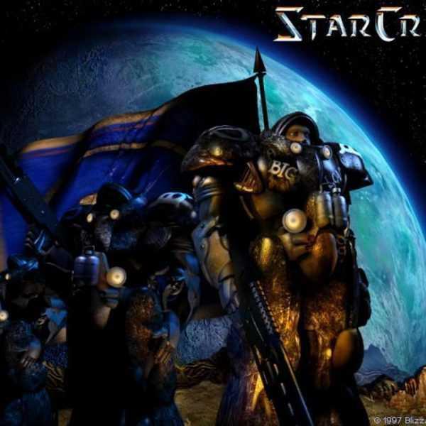 starcraft title itz