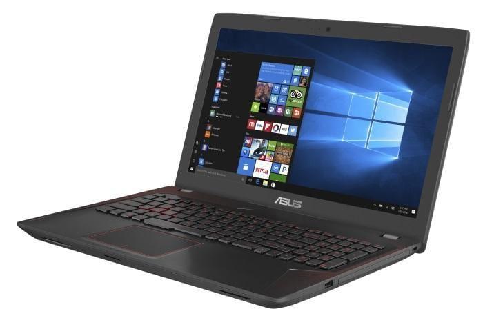 ASUS FX502 3 - ASUS презентовала новые игровые ноутбуки серии FX
