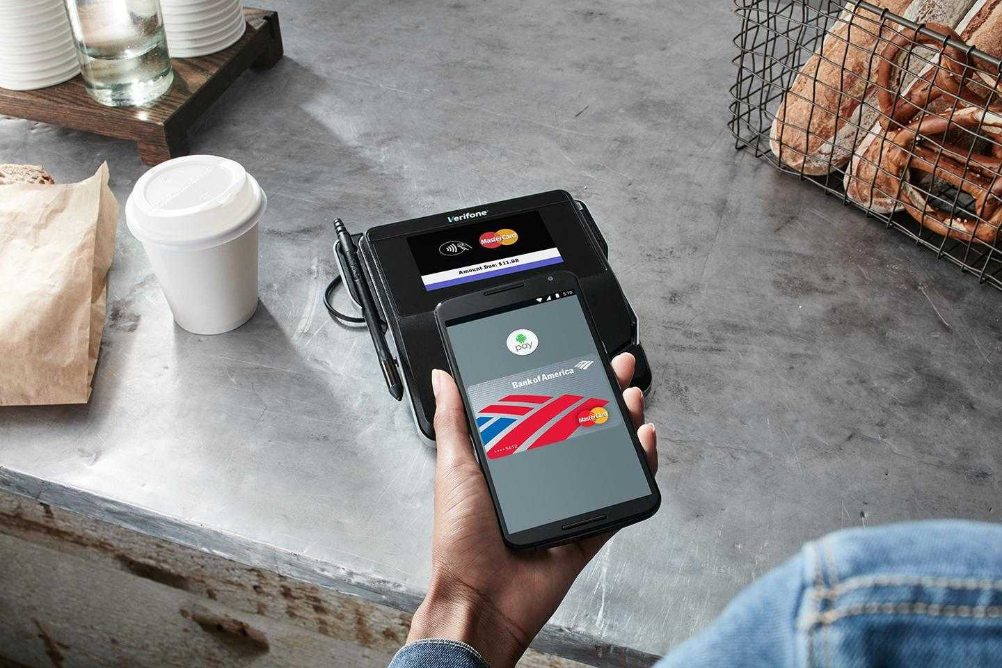 Google запустила Android Pay в России. Наконец-то