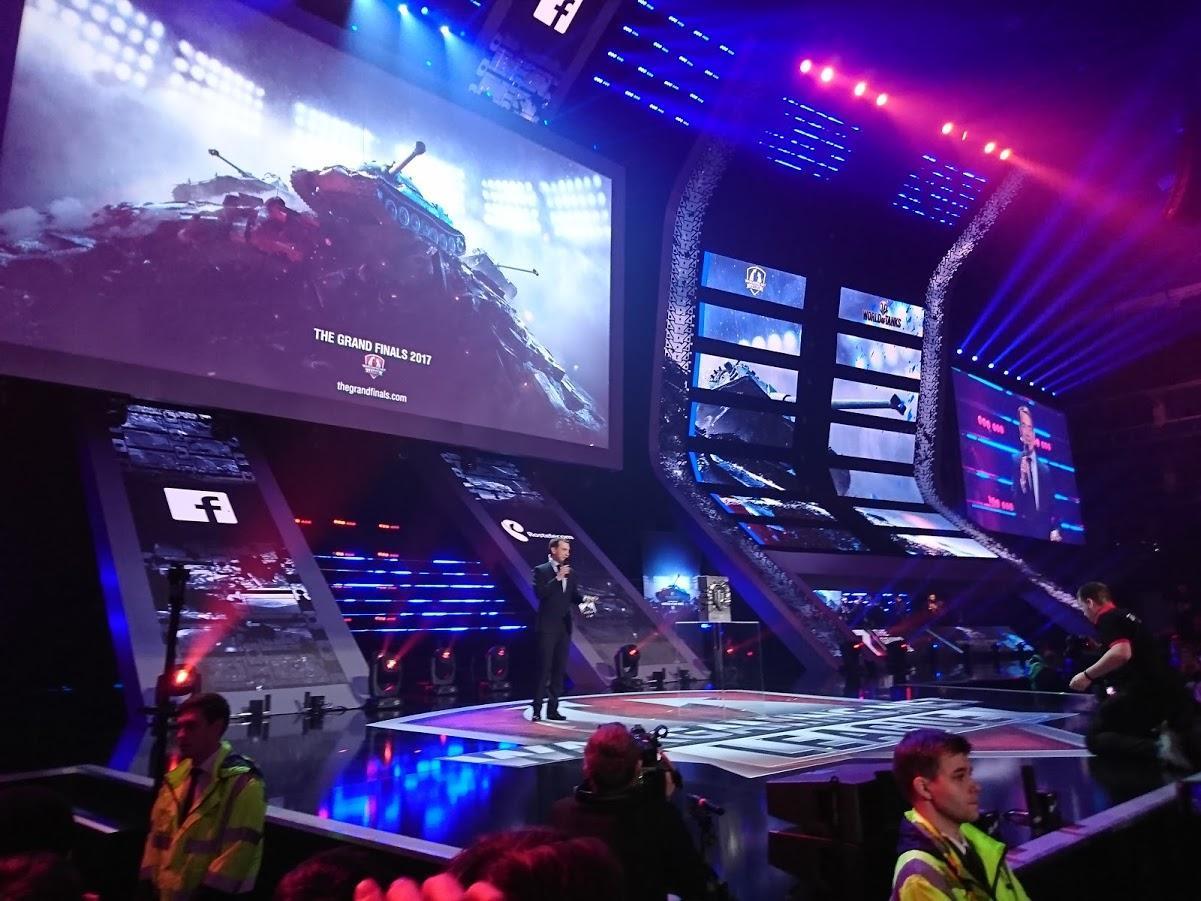DSC 3902 - В Москве прошел Гранд-финал чемпионата по World of Tanks. Чемпионы - Tornado Energy