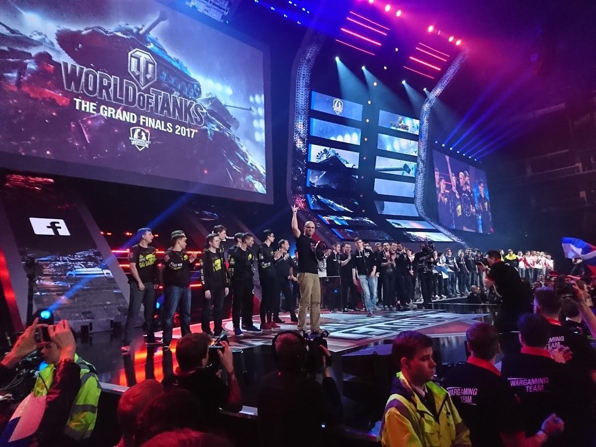 DSC 3910 - В Москве прошел Гранд-финал чемпионата по World of Tanks. Чемпионы - Tornado Energy