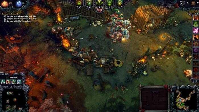 Dungeons II 4 - Игра Dungeons II на Humble Bundle временно бесплатна