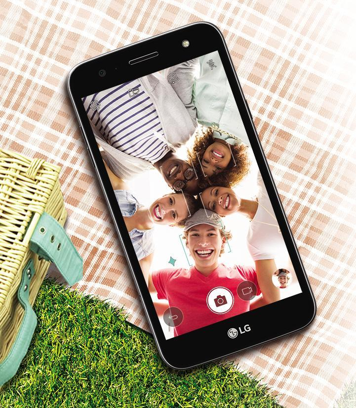 Смартфон LG X Power 2 с ёмким аккумулятором поступает в продажу Смартфон LG X Power 2 с ёмким аккумулятором поступает в продажу