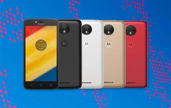 Moto C i S Plus 222 - Бюджетные сматфоны Motorola Moto C и Moto C Plus представлены официально