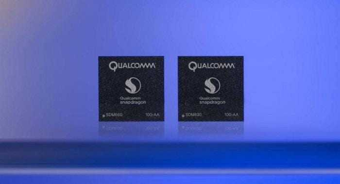 Qualcomm Snapdragon 660 630 2