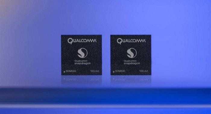 Qualcomm Snapdragon 660 630 2 - Qualcomm официально представила новые чипы Snapdragon 630 и 660
