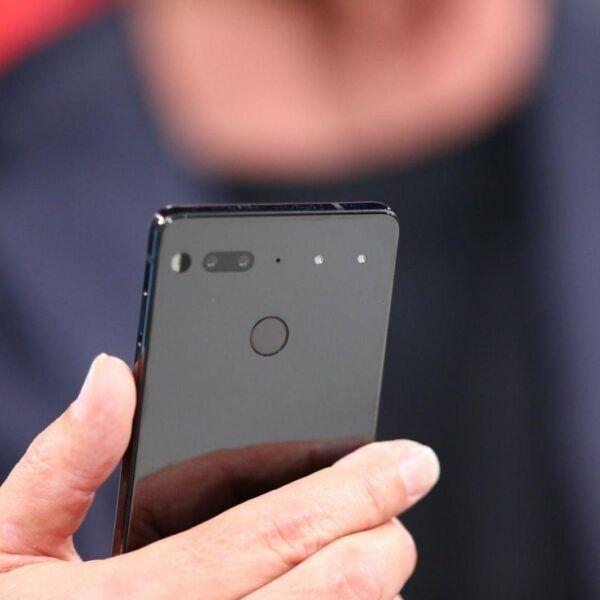 Создатель Android сделал свой смартфон Essential Phone (REC ASA CODE17 20170530 184119 0601.0)